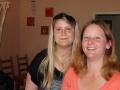 Tante Melanie und Michaela