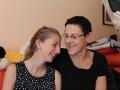 Tante Heike und Anna